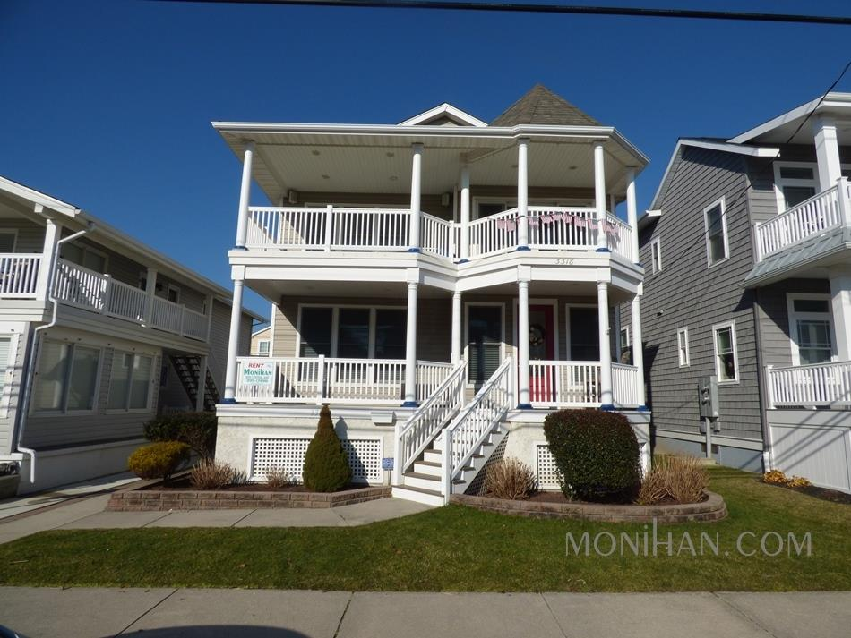 3316 Central Avenue , 1st Floor, Ocean City NJ
