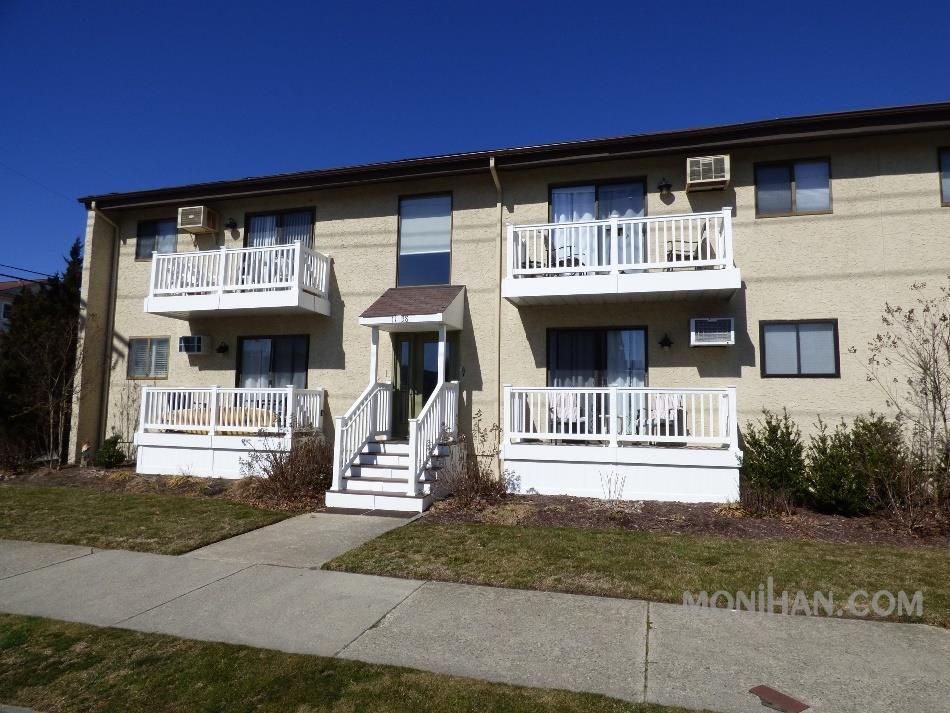 1138 Central Ave, Unit #6 , 2nd Floor, Ocean City NJ