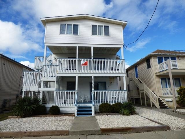 1742 Central Avenue , 3rd Fl/Front, Ocean City NJ