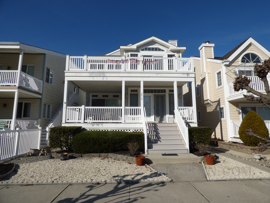 2012 Wesley Avenue , 2nd Floor, Ocean City NJ