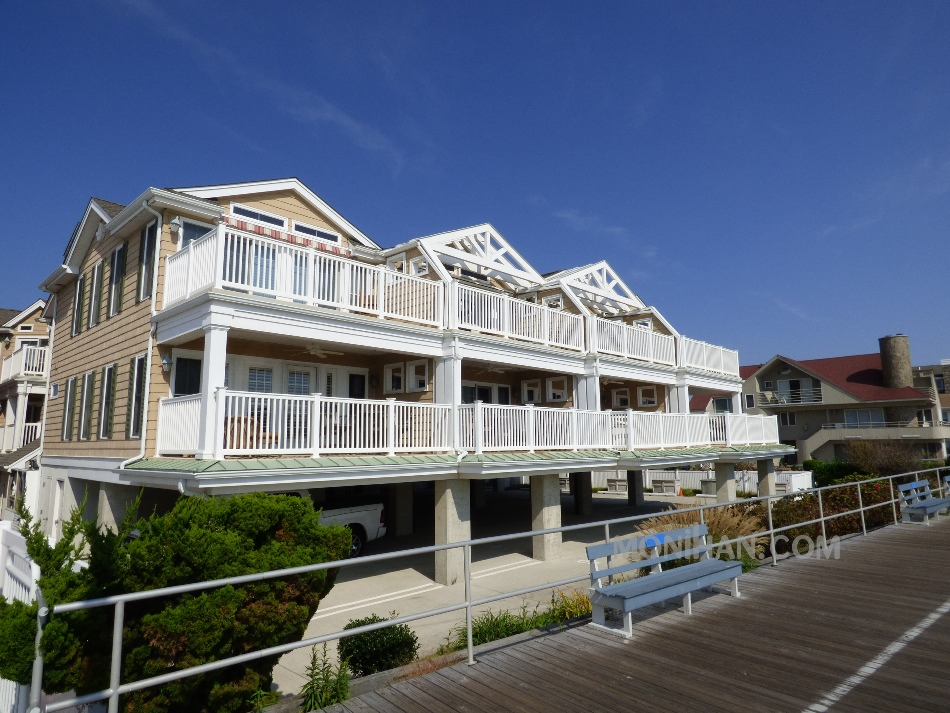 1500 Boardwalk-Cape House , Unit 202, Ocean City NJ