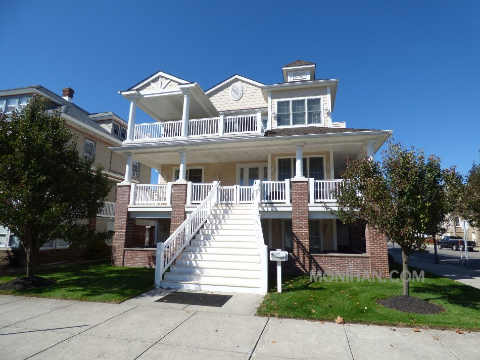 1000 Ocean Avenue, Unit C , 3rd Floor, Ocean City NJ