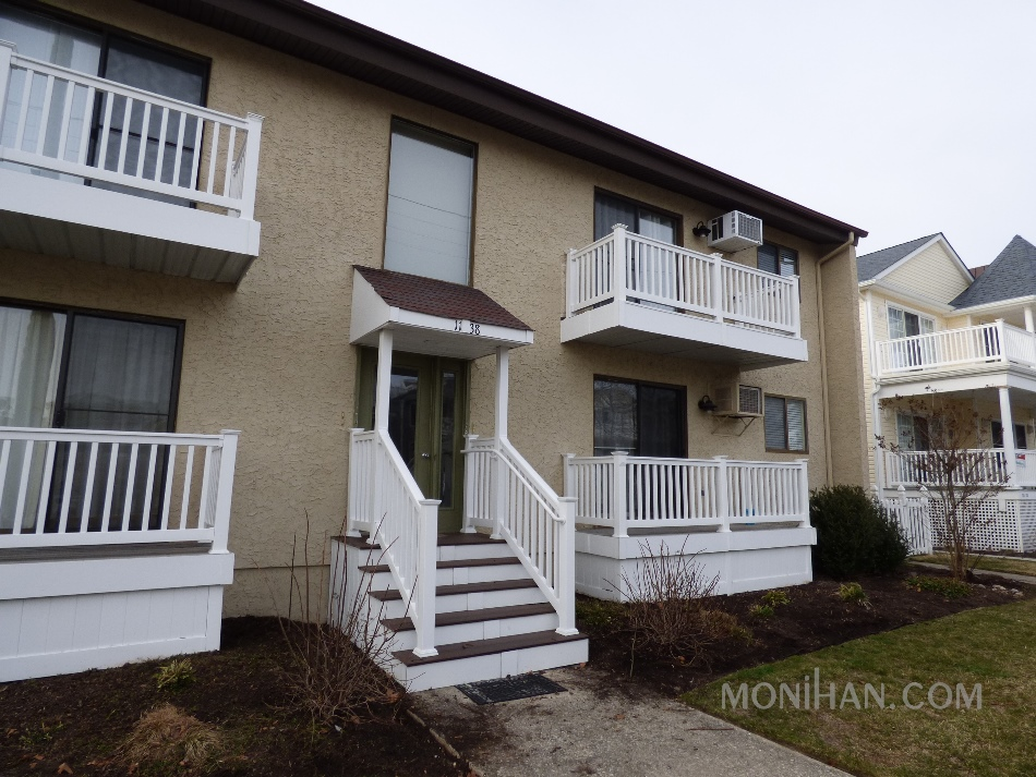 1138 Central Ave, Unit #4 , 1st Floor, Ocean City NJ