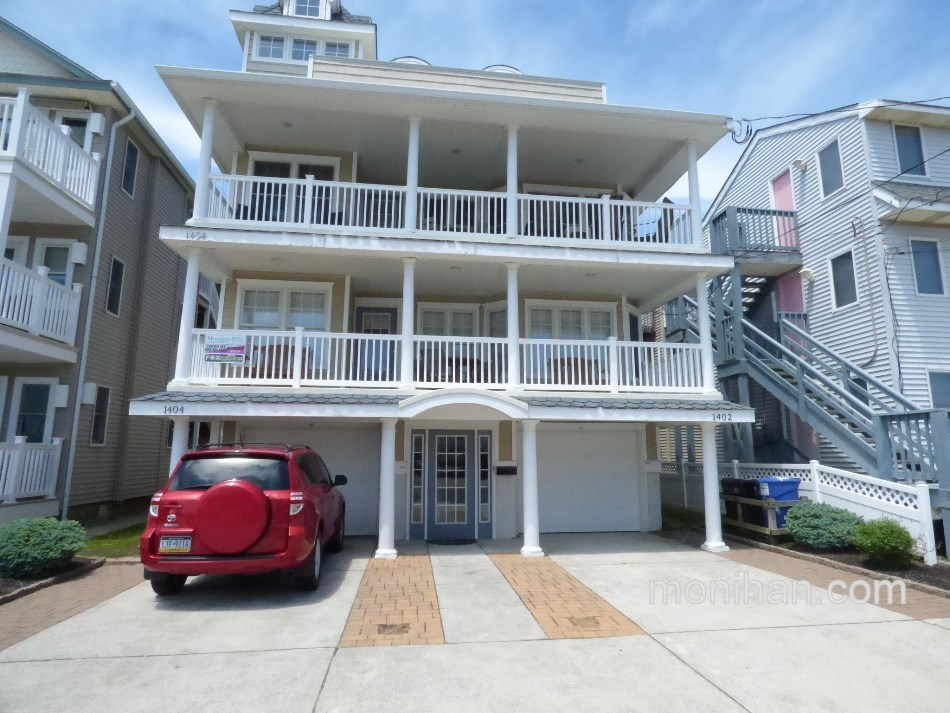 1402 Ocean Avenue , 1st Floor, Ocean City NJ