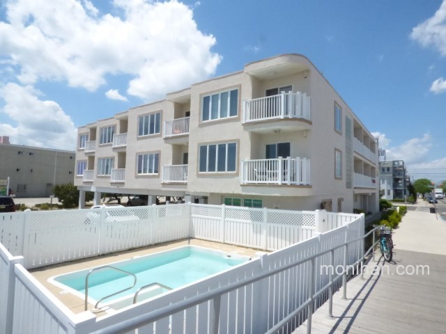1401 Ocean Ave-Beaches , Unit #210, Ocean City NJ