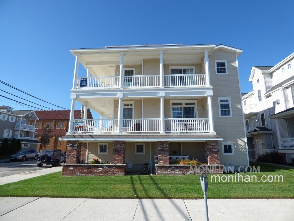 1236 Ocean Avenue, Unit B , 2nd Floor, Ocean City NJ