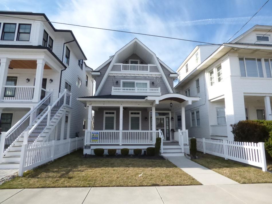 1506 Wesley Avenue , single, Ocean City NJ