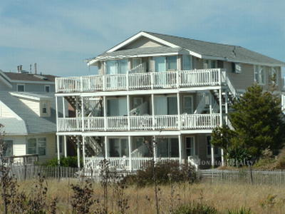 3108 Wesley Avenue-North , 3rd Floor, Ocean City NJ