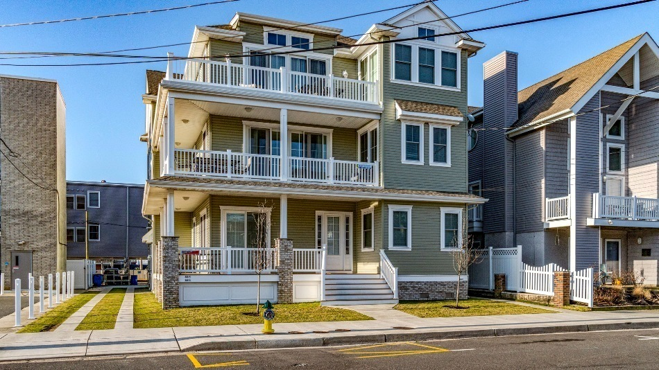 860 Seventh Street/Unit B , 2nd Floor, Ocean City NJ