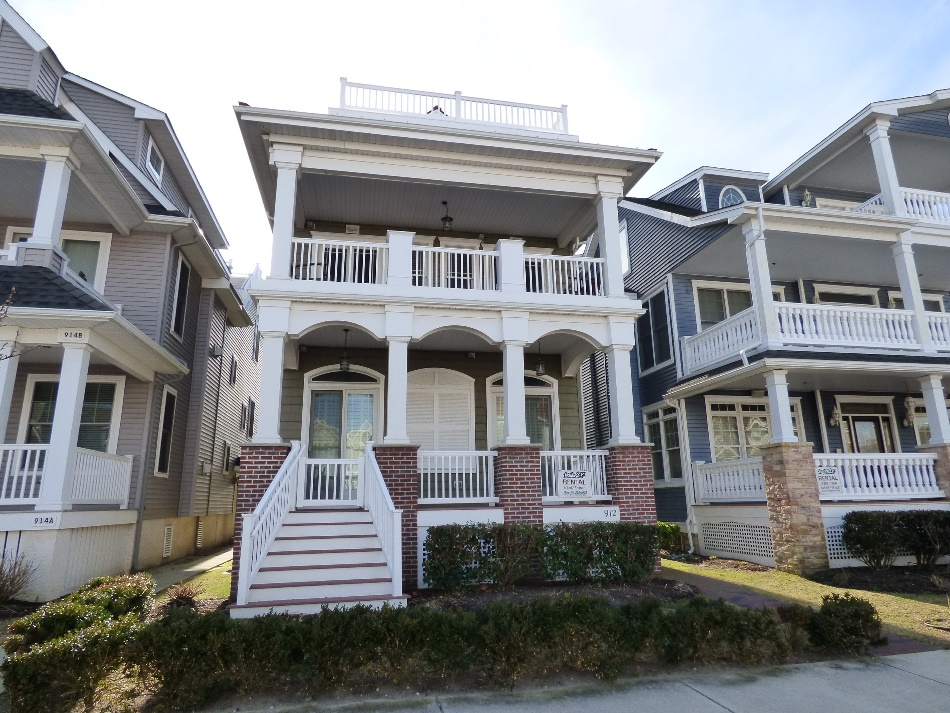 912 St. Charles Place , Single, Ocean City NJ