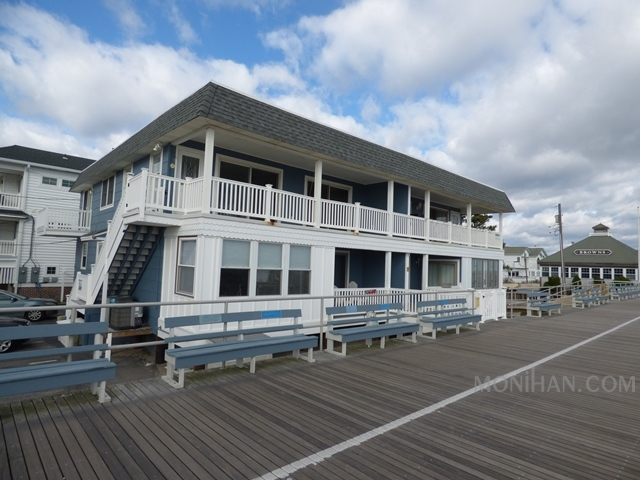 924 St. Charles Pl Unit D , 2nd Floor, Ocean City NJ