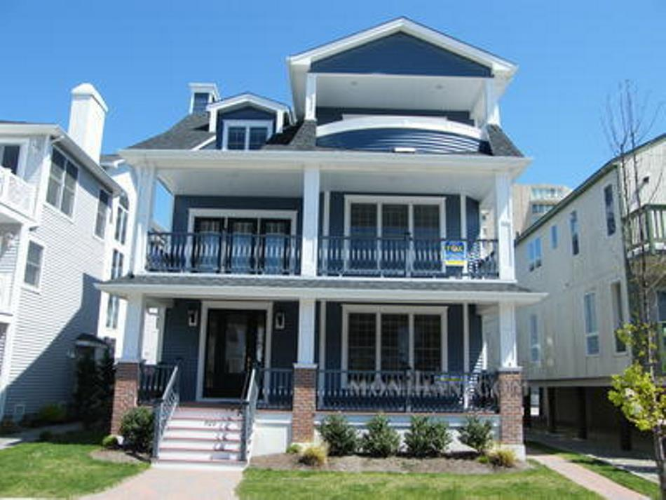909 Fourth Street-Unit B , 2nd Floor, Ocean City NJ
